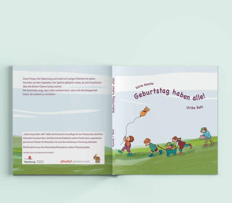 ulrikebahl-illustration-Bilderbuch-Inklusion-Cover