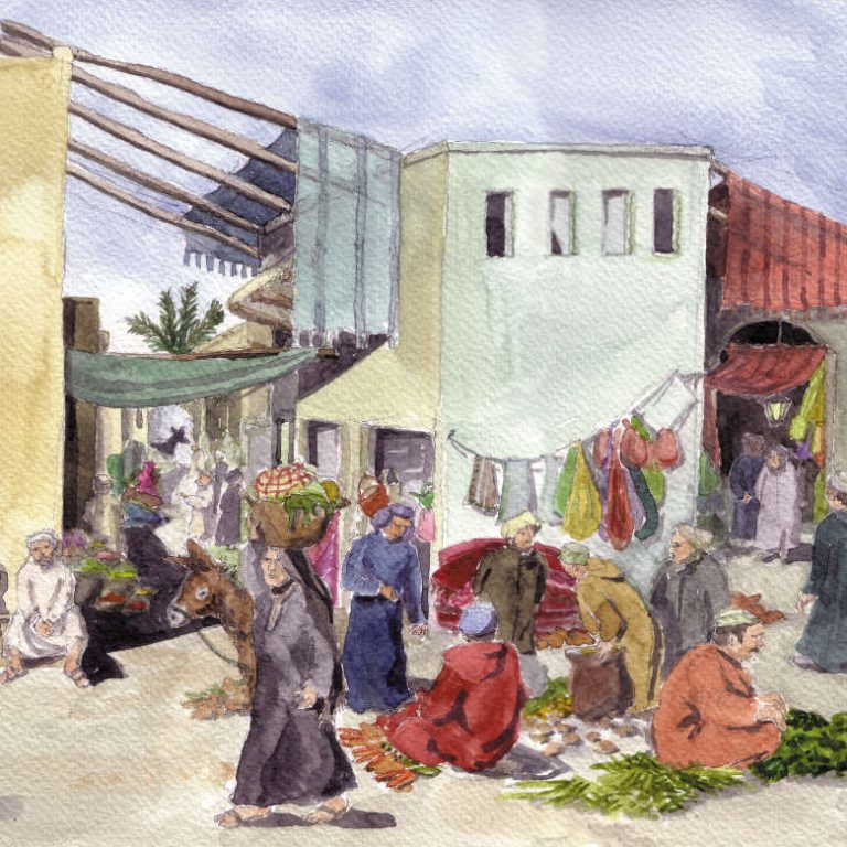 ulrikebahl-illustration-Islam-Basar