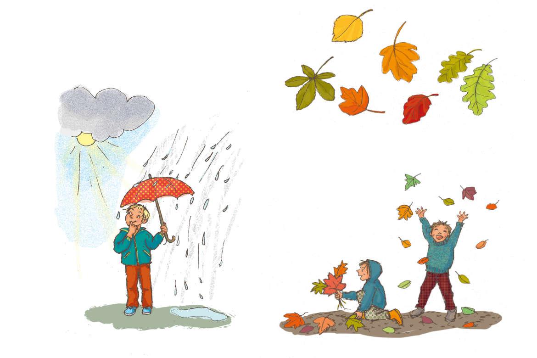 ulrikebahl-illustration-Liederbuch-Wetter-Herbst