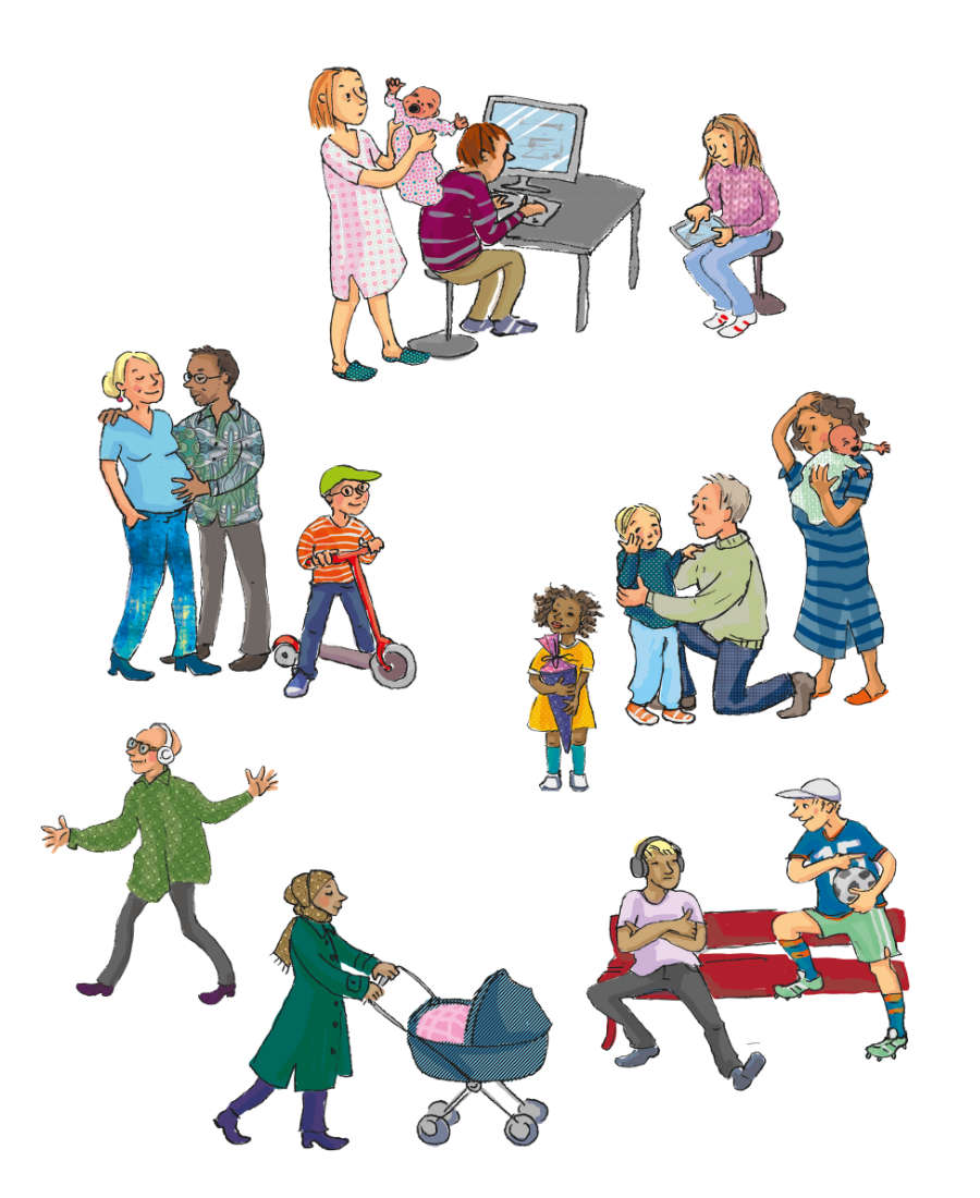 ulrikebahl-illustration-Lebensvielfalt-Lebensalter