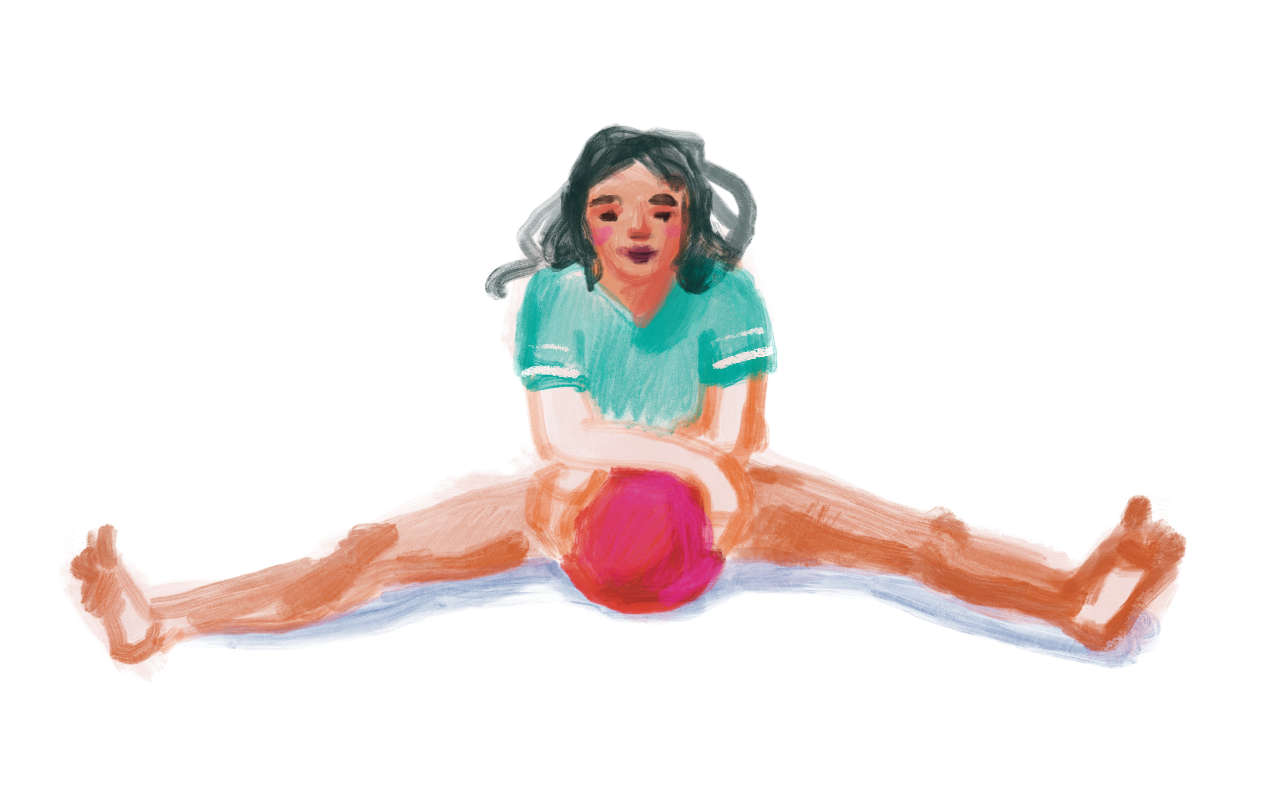 ulrikebahl-illustration-People-Gymnastik-Sport